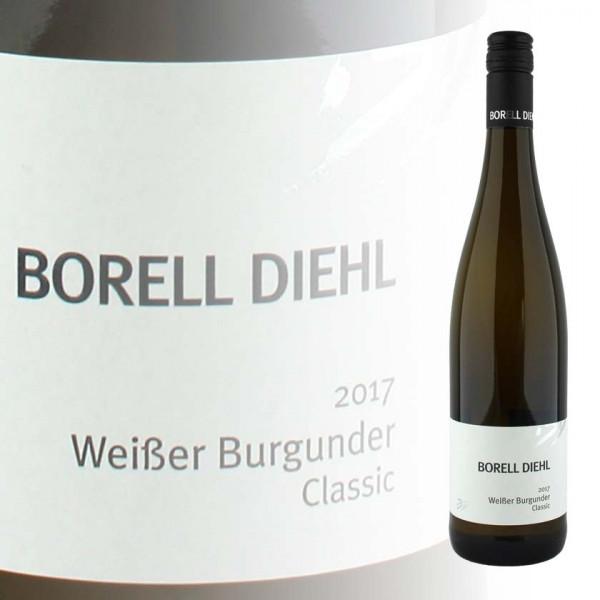 Borell Diehl Weißer Burgunder Classic