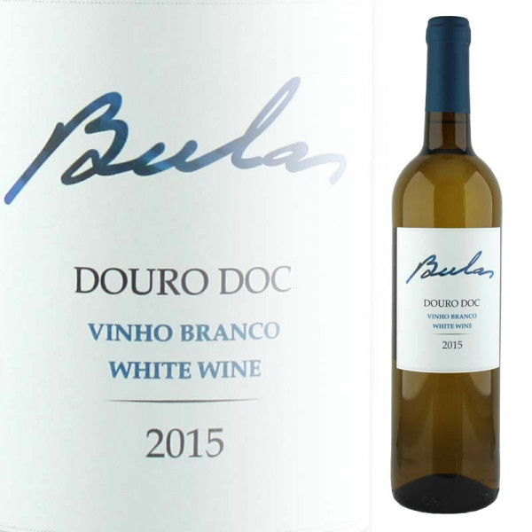 Bulas Douro DOC white wine