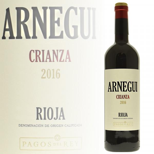 Arnegui Rioja Crianza