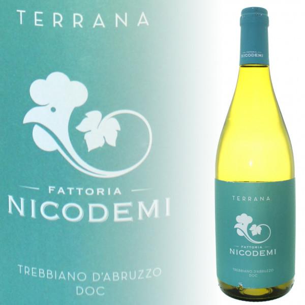 Nicodemi Terrana Trebbiano d`Abruzzo DOC