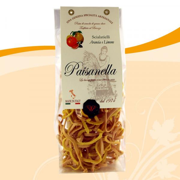 Paisanella Scialatielli Arancia e Limone