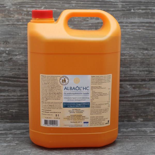 5 Liter Albaöl-HC