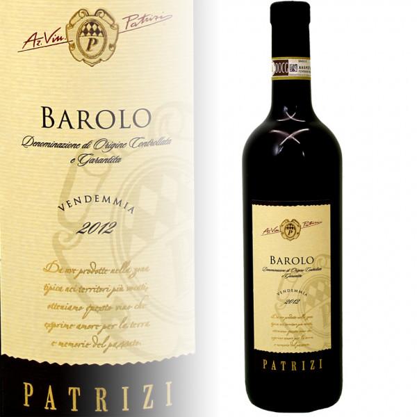 Patrizi Barolo D.O.C.G.