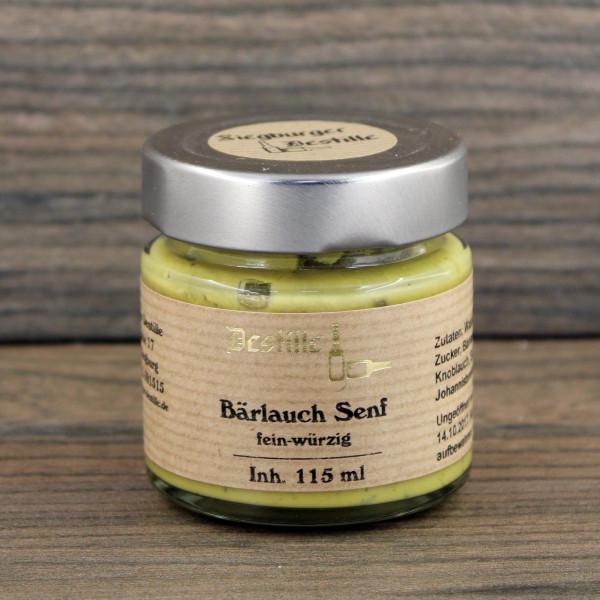 Bärlauch-Senf