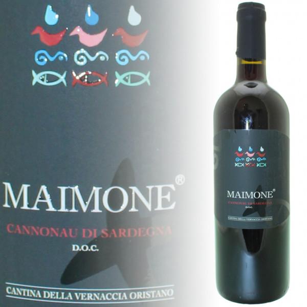 Vernaccia Oristano Maimone Cannonau di Sardegna