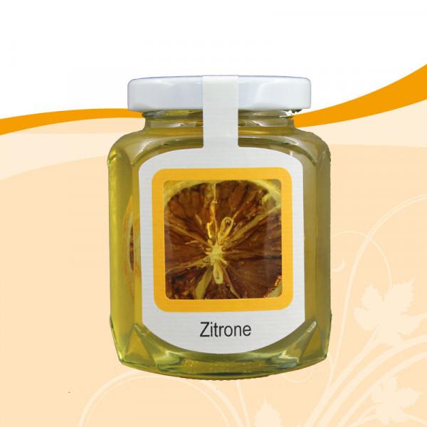 Akazienhonig mit Zitrone
