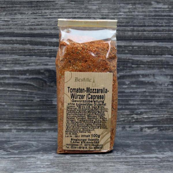 Tomaten-Mozzarella-Würzer (Caprese)