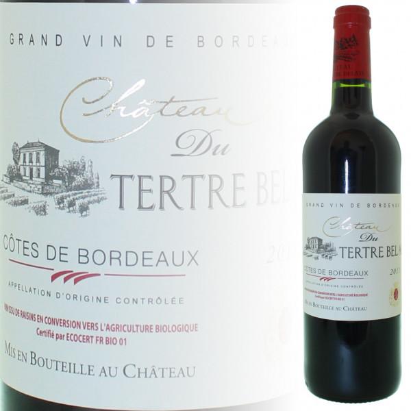 Chateau du Tertre Bel Air Côtes de Bordeaux