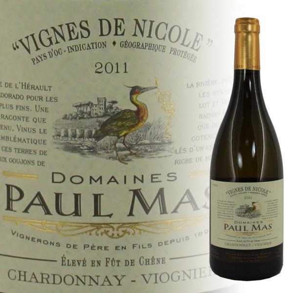 Paul Mas Vignes de Nicole Blanc