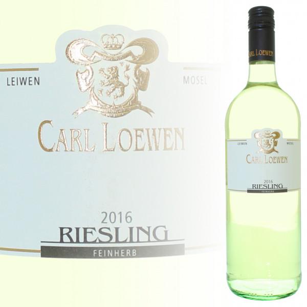 Carl Loewen Riesling feinherb