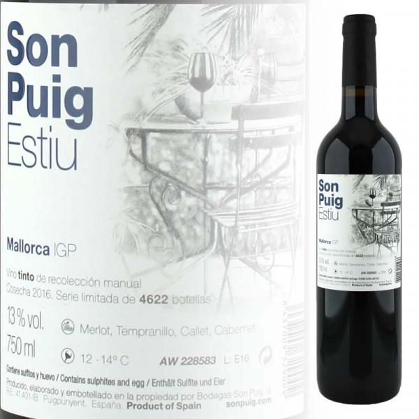 Bodegas Son Puig Estiu