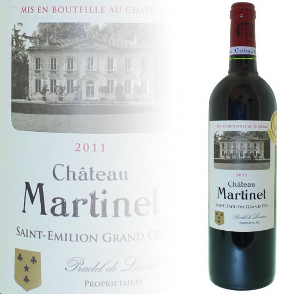 Château Martinet Saint-Emilion Grand Cru