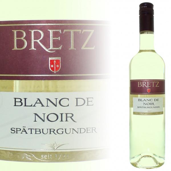 Bretz Blanc de Noir Spätburgunder