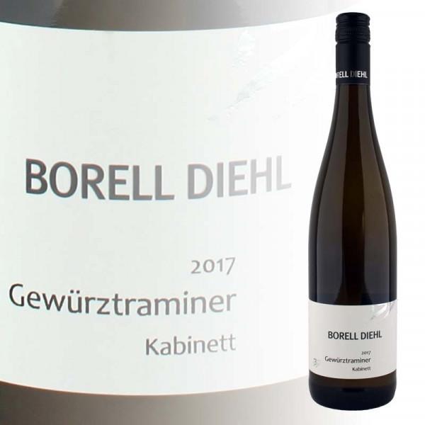 Borell Diehl Gewürztraminer Kabinett