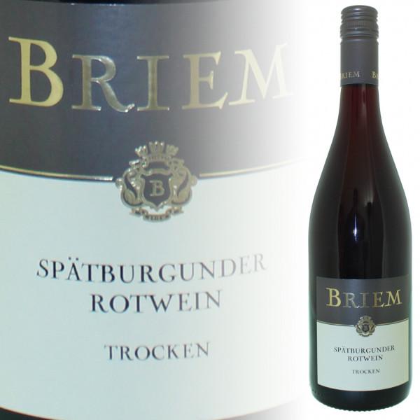 Peter Briem Spätburgunder Rotwein trocken