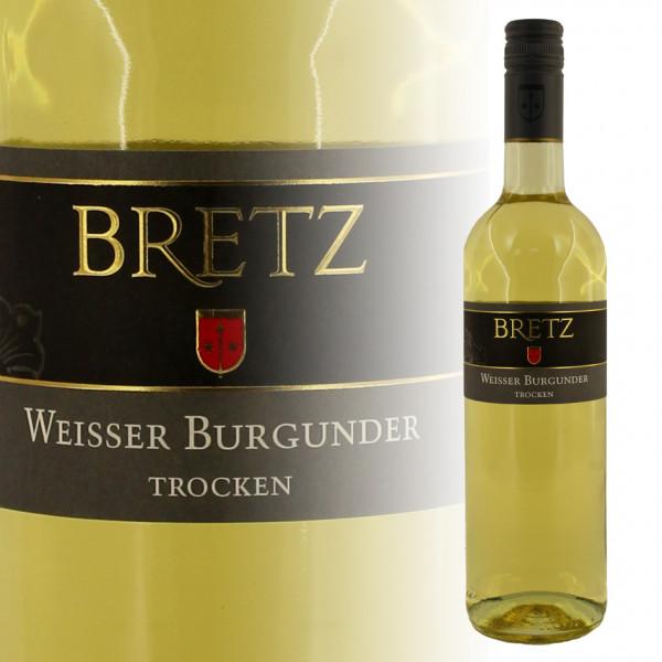 Bretz Weißer Burgunder
