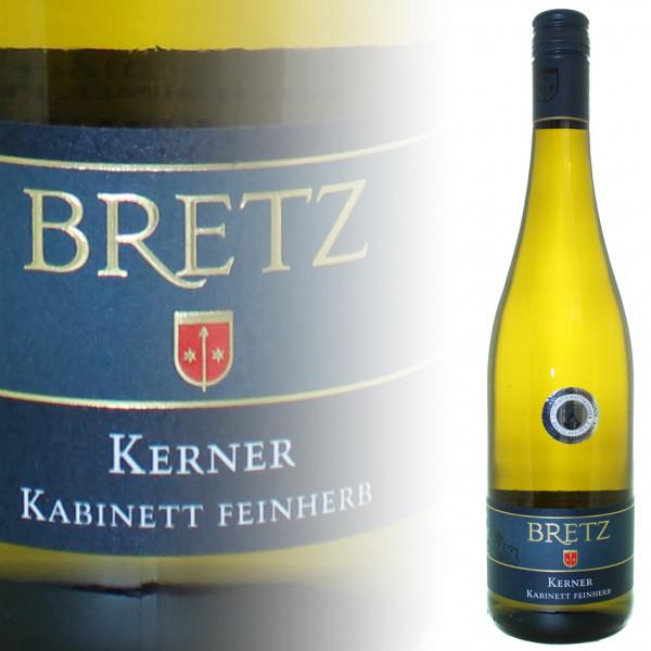 Bretz Kerner Kabinett feinherb