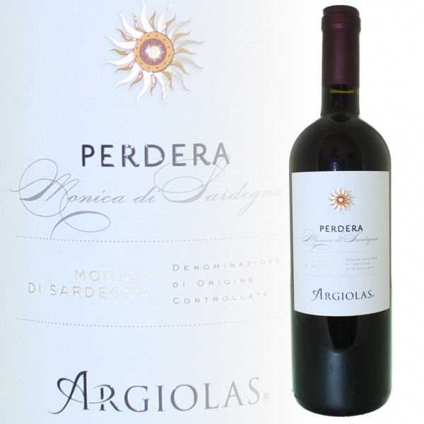Argiolas Perdera Monica di Sardegna DOC