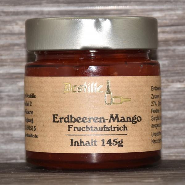 Pfirsich-Rhabarber Fruchtaufstrich