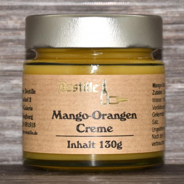 Mango-Orangen Creme