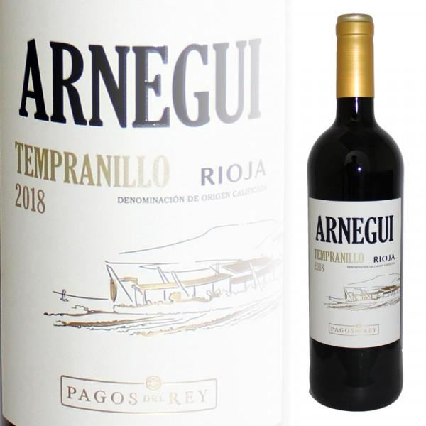 Arnegui Rioja Tempranillo