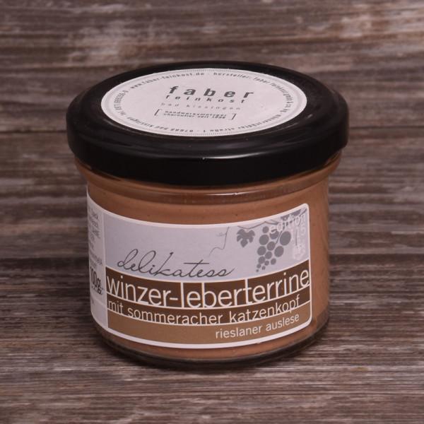Winzer-Leberterrine