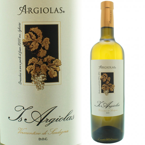 Argiolas Is Argiolas Vermentino di Sardegna