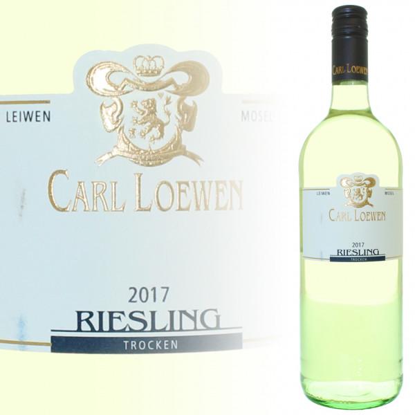 Carl Loewen Riesling trocken