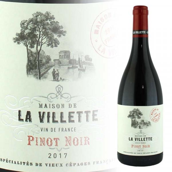 La Villette Pinot Noire