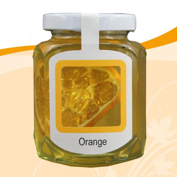 Akazienhonig mit Orange