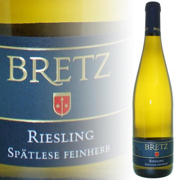 Bretz Riesling Spätlese feinherb