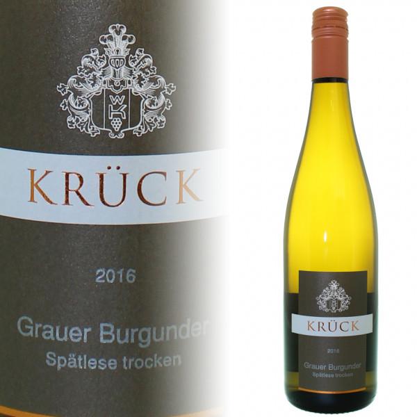 Krück Grauer Burgunder