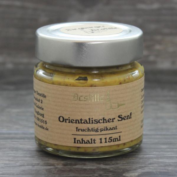 Orientalischer Senf