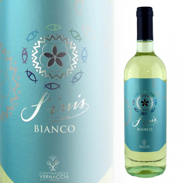 Vernaccia Oristano S'inis Bianco