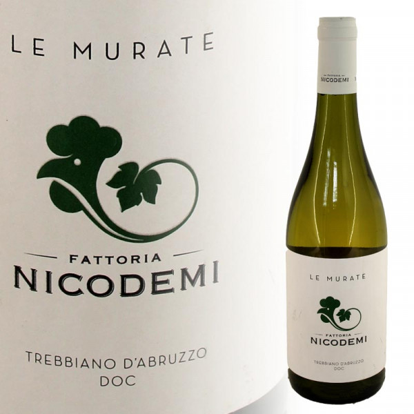 Nicodemi Le Murate Trebbiano D`Abruzzo DOC