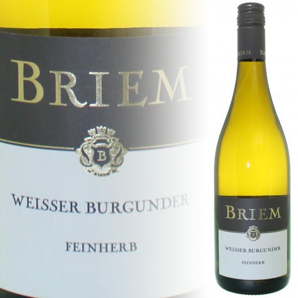 Peter Briem Weisser Burgunder feinherb