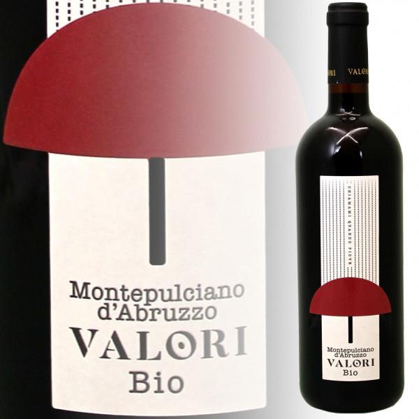 Montepulciano d'Abruzzo 2015 Biowein (Bio)