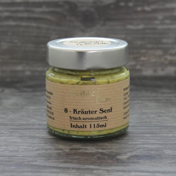 8-Kräuter-Senf