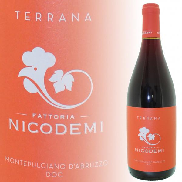 Nicodemi Terrana Montepulciano d'Abruzzo DOC