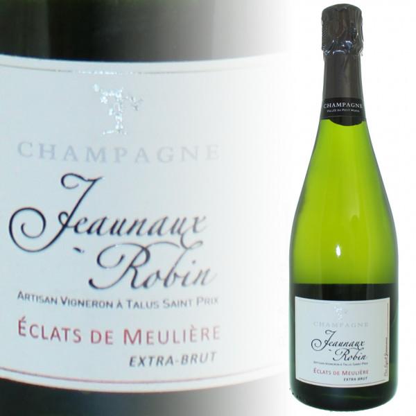 Jeaunaux-Robin Champagner Éclats de Meulière Extra-Brut
