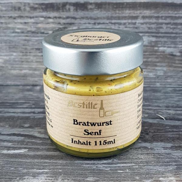 Bratapfel Senf