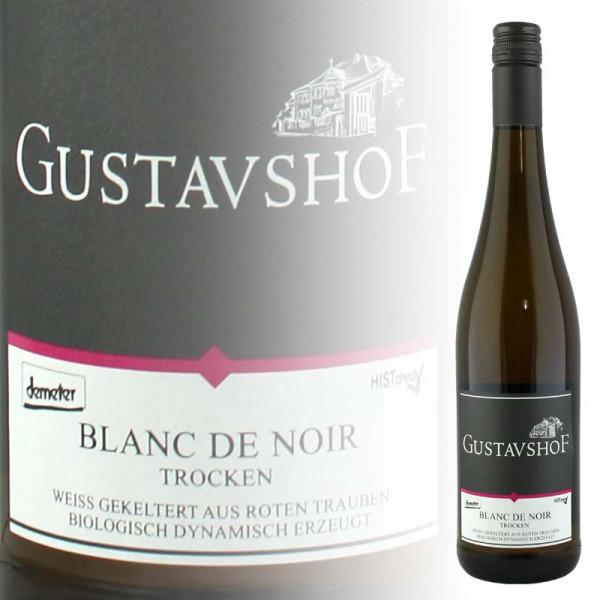 Gustavshof Blanc de Noir BioWein histamingeprüft (Bio)