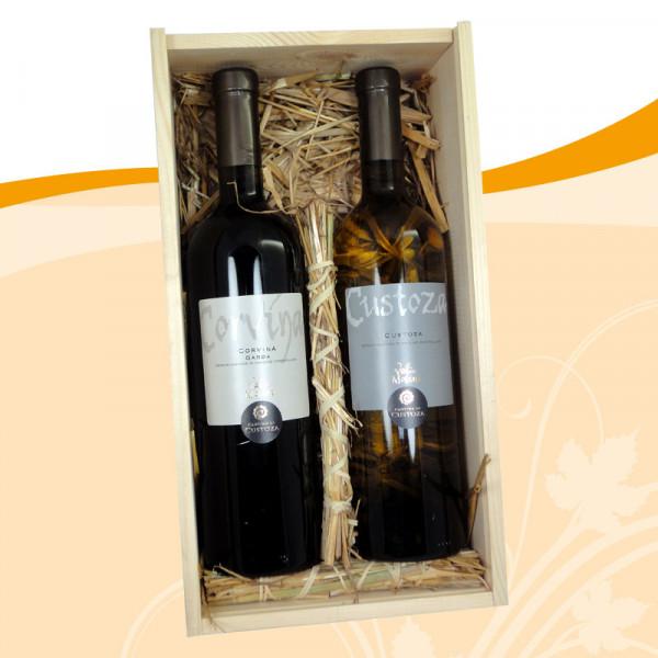 Weinpräsent Cantina di Custoza