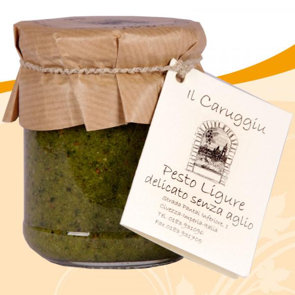 Pesto Ligure senza aglio