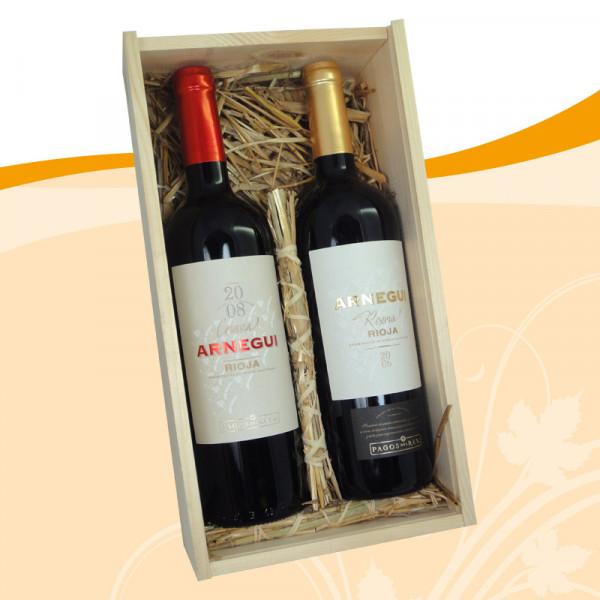Weinpräsent Rioja