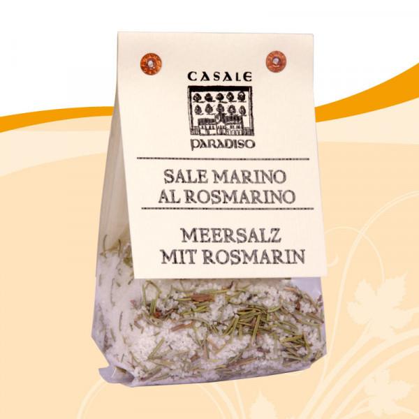 Meersalz mit Rosmarin