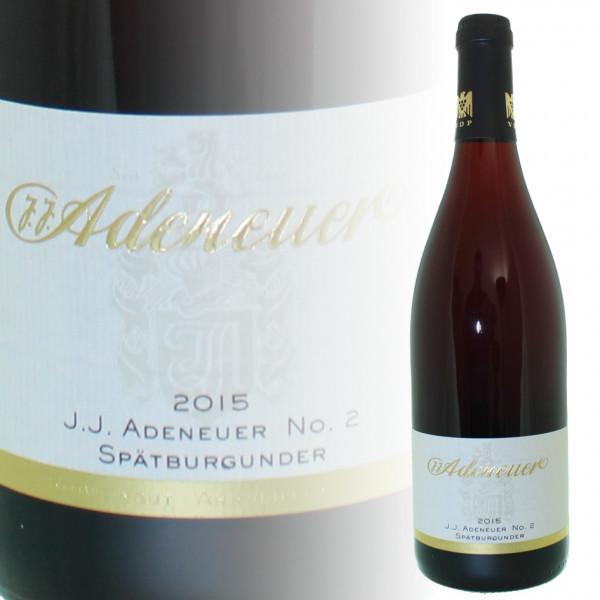 J.J. Adeneuer No. 2 Spätburgunder