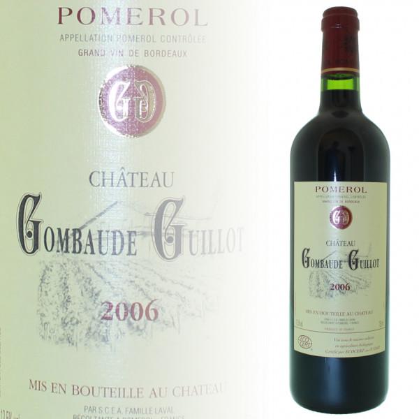 Château Gombaude Guillot