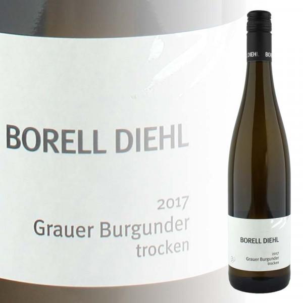 Borell Diehl Grauer Burgunder