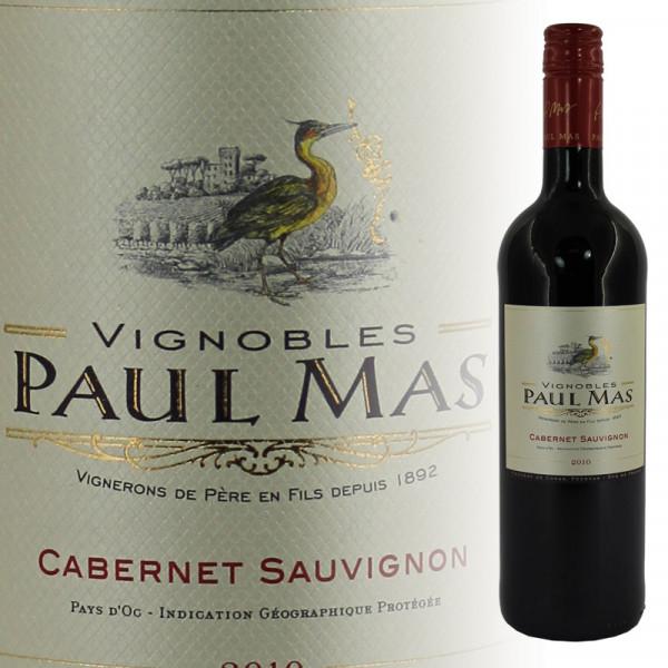 Paul Mas Cabernet Sauvignon IGP